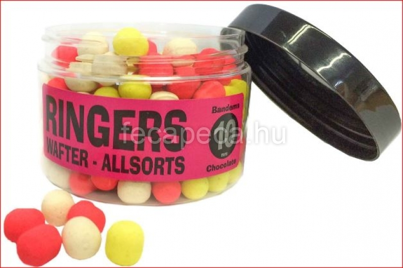 RINGERS WAFTER ALLSORTS 10MM 80G - 2 290,- Ft
