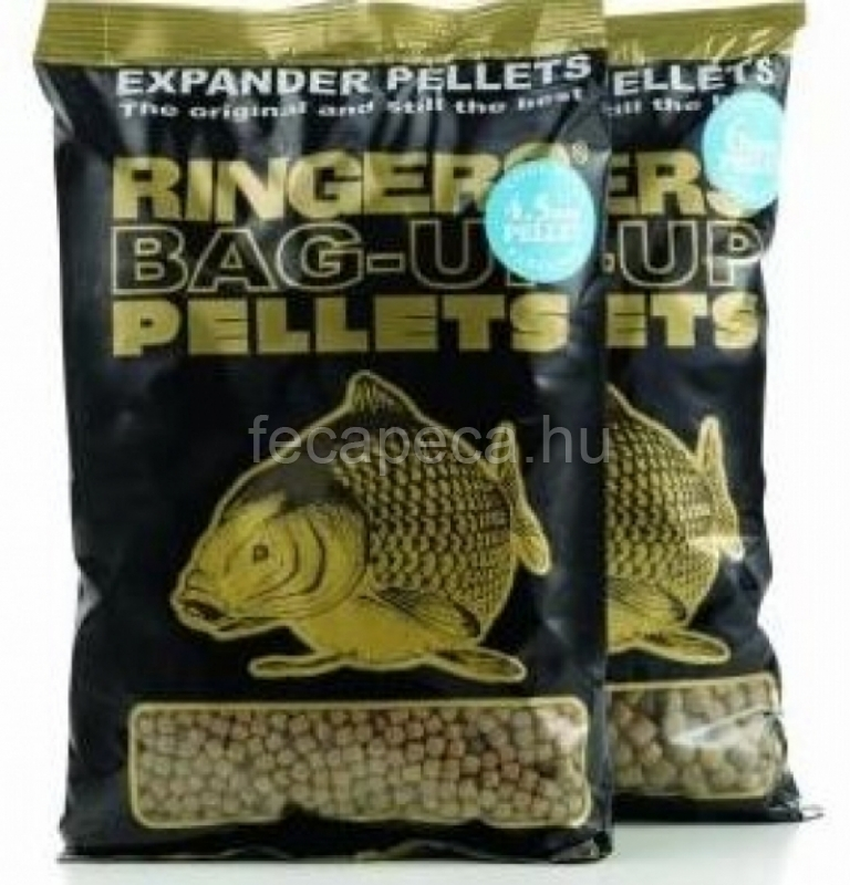 RINGERS COOL WATER EXPANDER PELLETS 4,5MM  500G - 1 590,- Ft