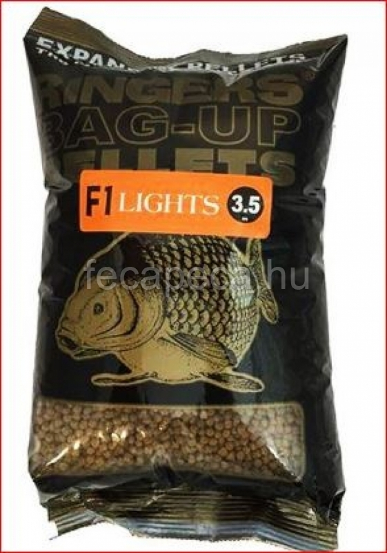 RINGERS F1 LIGHT EXPANDER PELLETS 3,5MM 400G - 1 590,- Ft