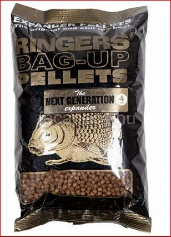 RINGERS NEXT GENERATION EXPANDER PELLET  8MM 500G - 1 590,- Ft