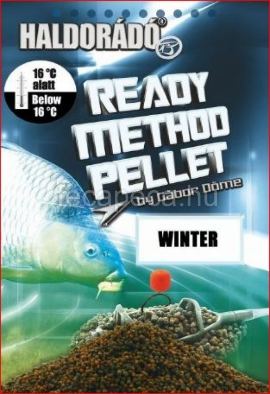 HALDORÁDÓ READY METHOD PELLET WINTER 400G - 990,- Ft