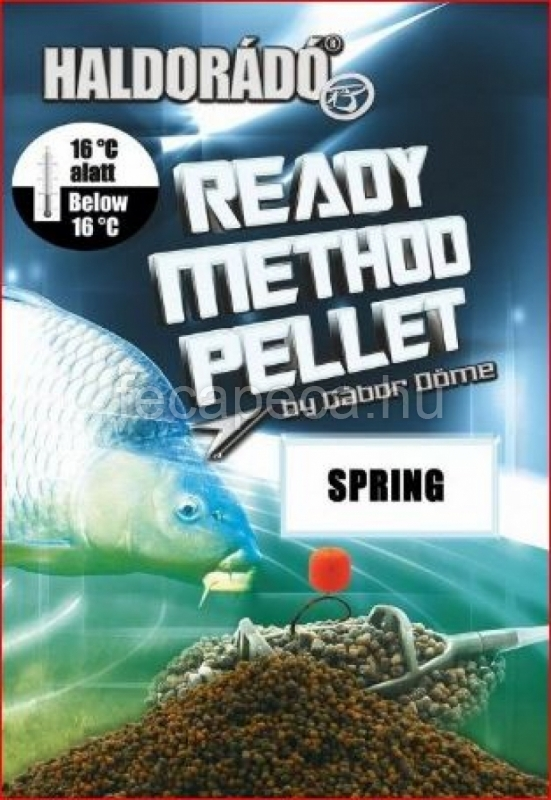 HALDORÁDÓ READY METHOD PELLET SPRING 400G  - 990,- Ft