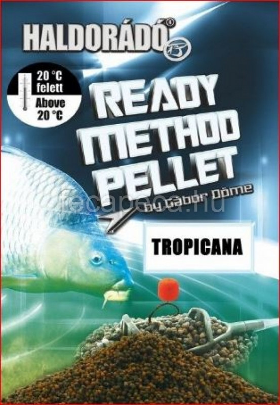 HALDORÁDÓ READY METHOD PELLET TROPICANA  400G - 990,- Ft