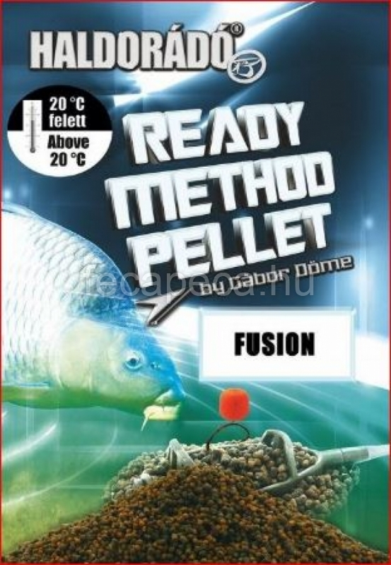 HALDORÁDÓ READY METHOD PELLET FUSION  400G - 990,- Ft