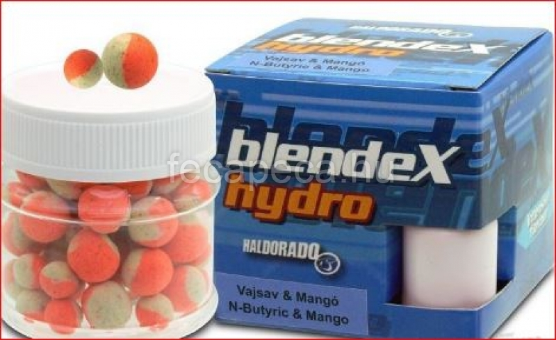 HALDORÁDÓ BLENDEX POP UP HYDRO METHOD  VAJSAV & MANGÓ 8-10MM 20G - 1 990,- Ft