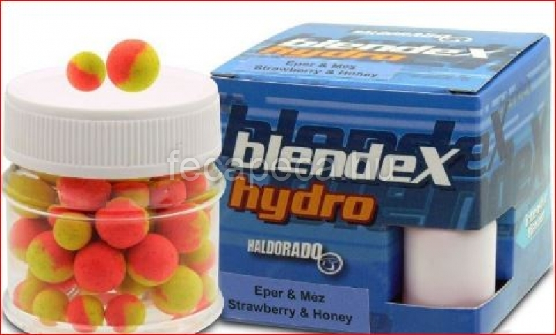 HALDORÁDÓ BLENDEX POP UP HYDRO METHOD EPER & MÉZ 8-10MM 20G - 1 990,- Ft