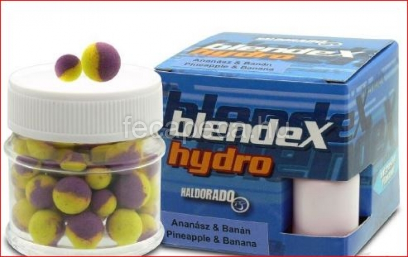 HALDORÁDÓ BLENDEX POP UP HYDRO METHOD ANANÁSZ & BANÁN 8-10MM 20G - 1 990,- Ft