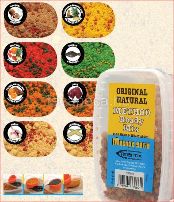 TIMÁRMIX MERHOD READY MIX LAPOSHAL 500G - 1 090,- Ft