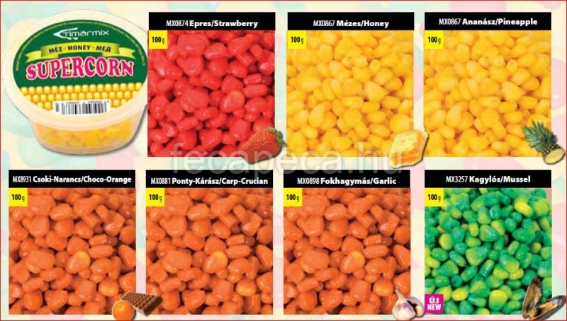 TIMÁRMIX SUPERCORN EPER 100G - 560,- Ft