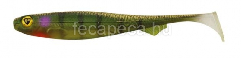 FOX RAGE SLICK SHAD 13CM STICKLEBACK (UV)  - 590,- Ft