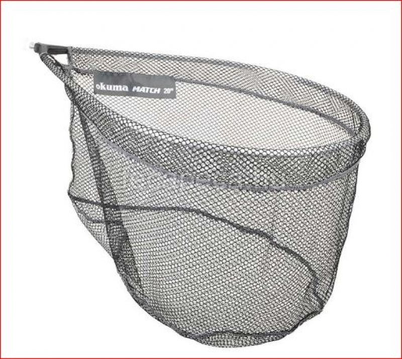 "OKUMA MATCH PAN NET MERÍTŐFEJ  20"" - 1 990,- Ft"