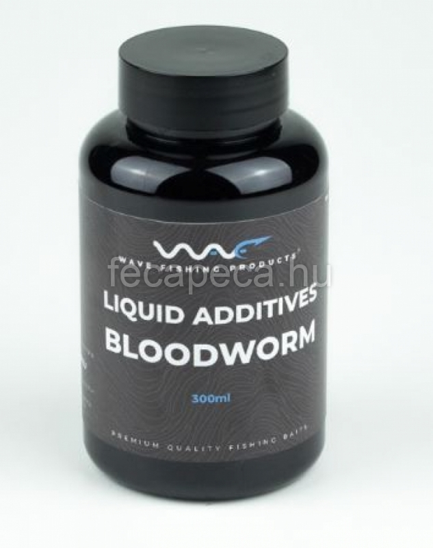 WAVE PRODUCTS LIQUID BLOODWORM - 2 990,- Ft