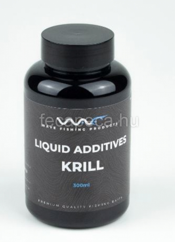 WAVE PRODUCTS LIQUID KRILL - 2 690,- Ft
