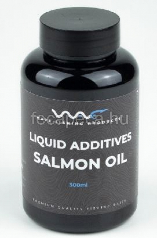 WAVE PRODUCTS LIQUID SALMON OIL - 1 590,- Ft