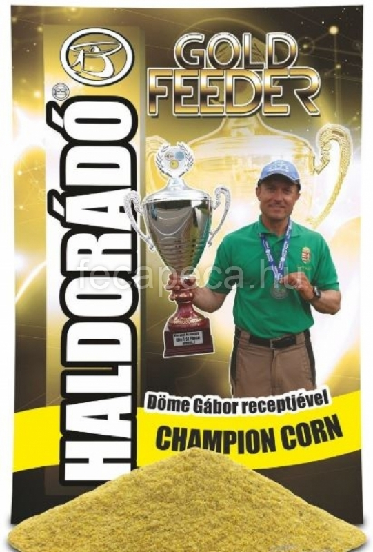 HALDORÁDÓ GOLD FEEDER - CHAMPION CORN 1KG - 1 490,- Ft