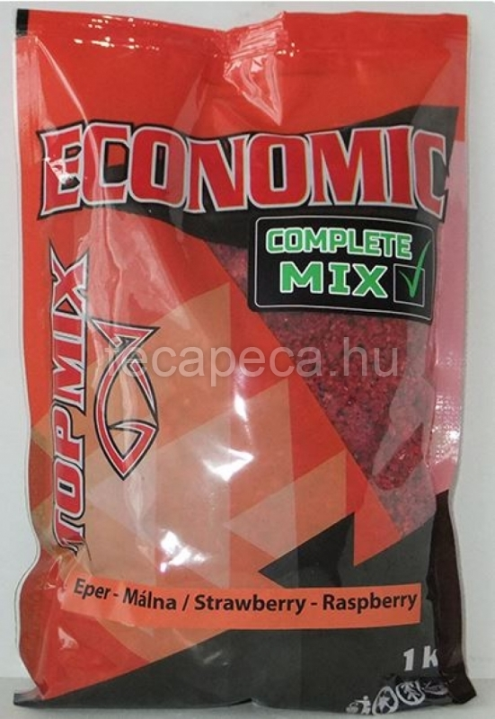 TOP MIX  ECONOMIC COMPLETE-MIX EPER-MÁLNA 1KG - 650,- Ft