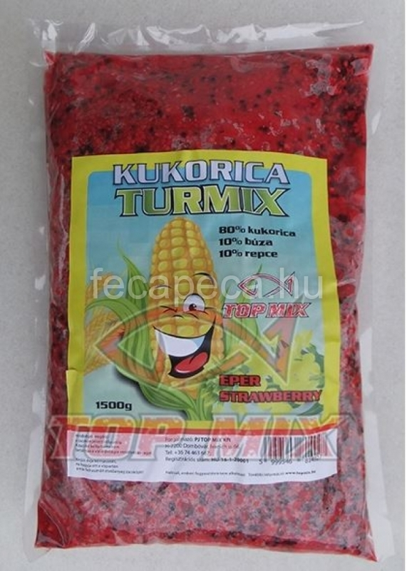 TOP MIX  KUKORICA EPER 1500G - 890,- Ft