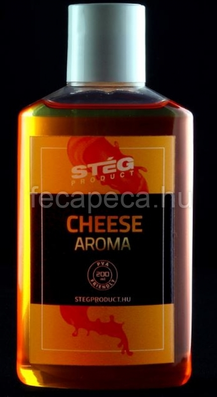 STÉG PRODUCT  AROMA CHEESE 200 ML  - 990,- Ft