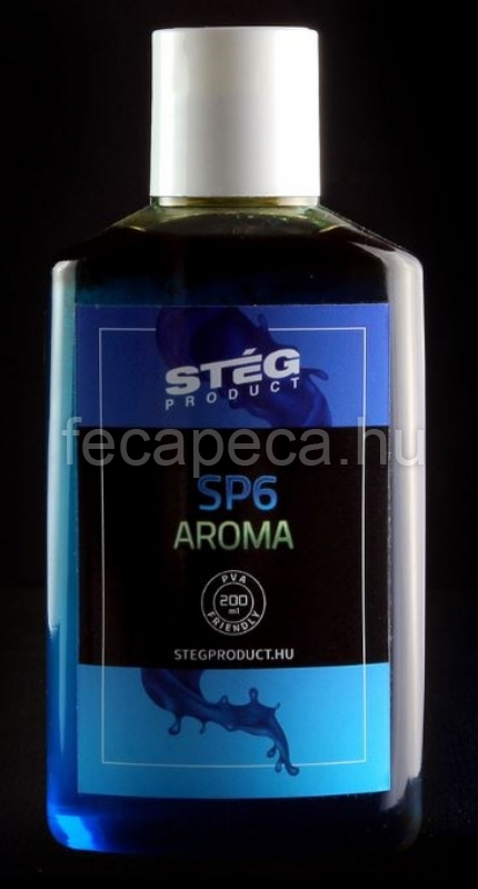 STÉG PRODUCT SP6 AROMA  200 ML - 990,- Ft
