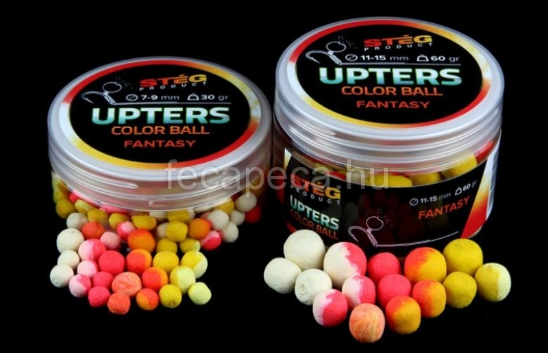 STÉG PRODUCT UPTERS COLOR BALL GINGER  60G 11-15MM - 1 490,- Ft