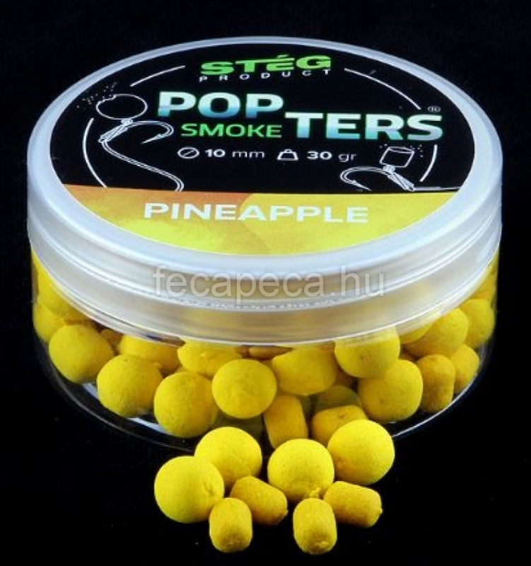 STÉG PRODUCT POPTERS SMOKE  BALL PINEAPPLE 30G 10MM  - 1 490,- Ft