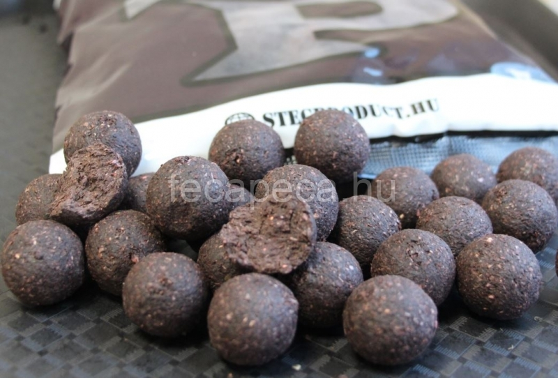 STÉG PRODUCT SOLUBLE BOILIE CHOCOLATE&LIVER   24MM 1KG - 1 790,- Ft