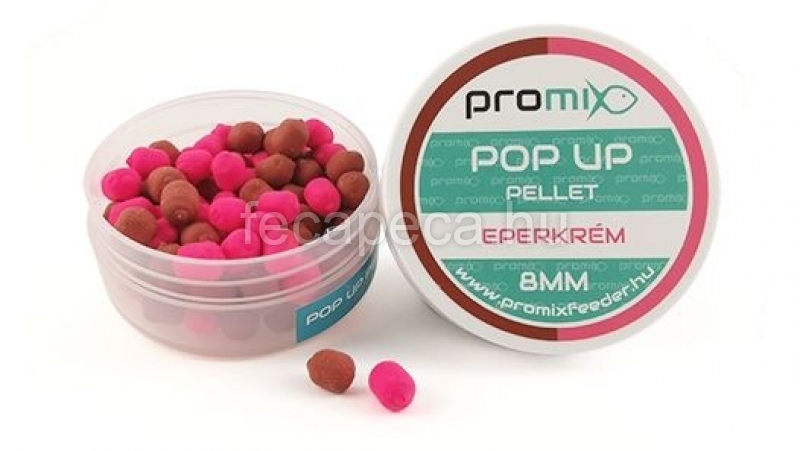 PROMIX POP UP PELLET EPERKRÉM  20G 8MM - 1 290,- Ft