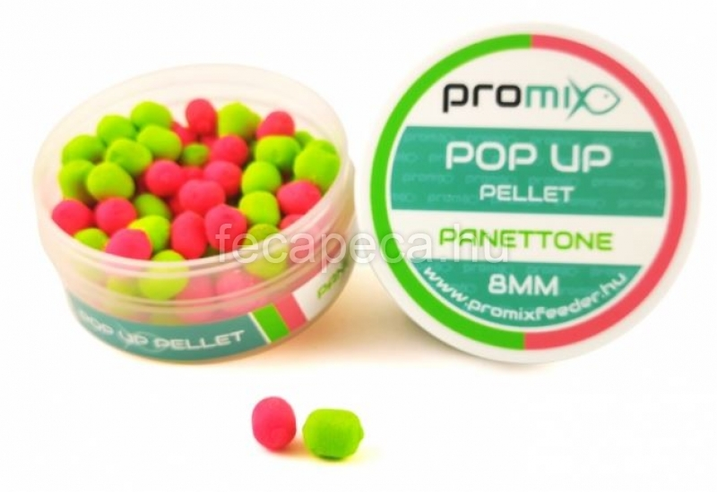 PROMIX POP UP PELLET PANETTONE  20G 8MM - 1 290,- Ft