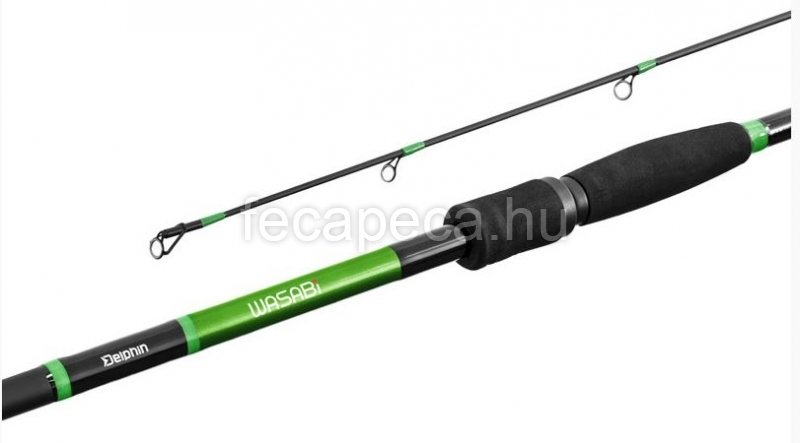 DELPHIN WASABI SPIN  1.80M  10-30G - 5 890,- Ft