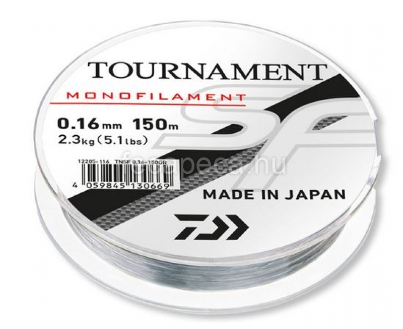 DAIWA TOURNAMENT SF LINE 0.18MM - 2 990,- Ft