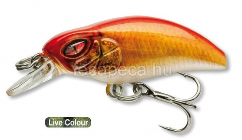DAIWA PROREX MICRO MINNOW F-SR IVE ORANGE BLEAK  - 3 590,- Ft