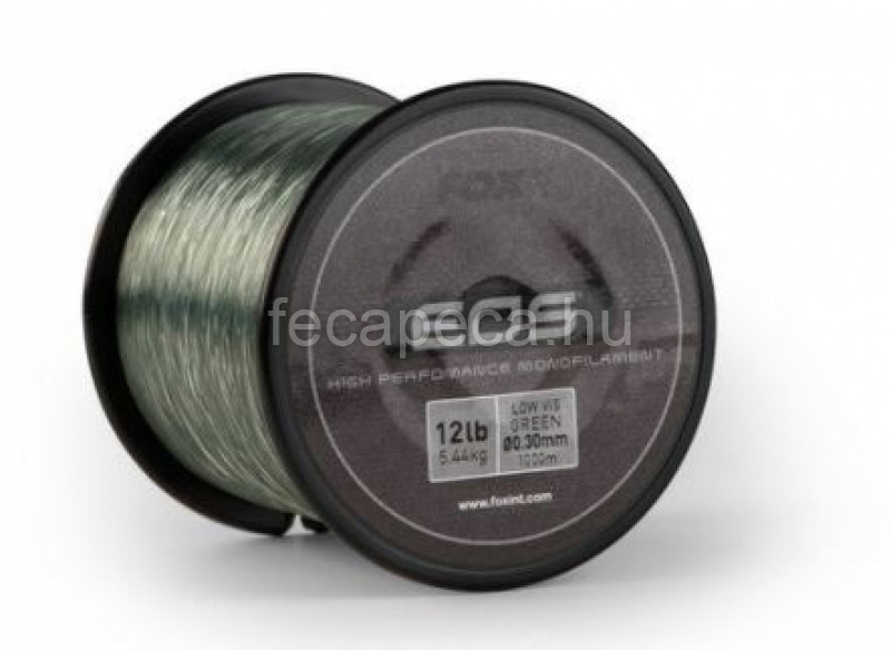 FOX EOS CARP MONO  1000M 0,30MM - 3 690,- Ft