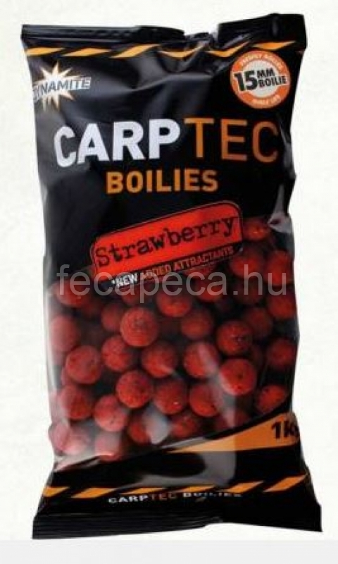 DYNAMITE BAITS CARPTEC STRAWBERRY 2KG - 4 990,- Ft
