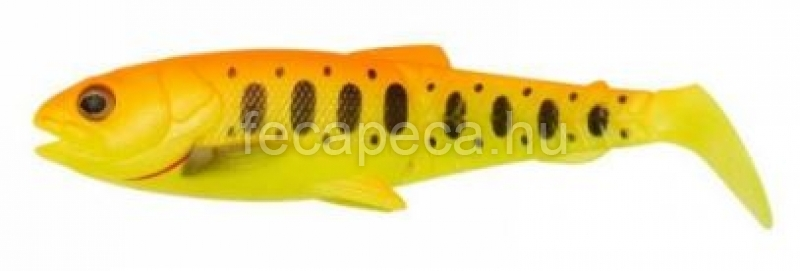SAVAGE GEAR CANNIBAL PADDLETAIL SHAD 10,5CM GOLDEN AMBULANCE - 630,- Ft